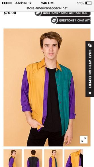 jacket american apparel vintage hipster grunge menswear