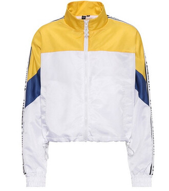 jacket striped jacket