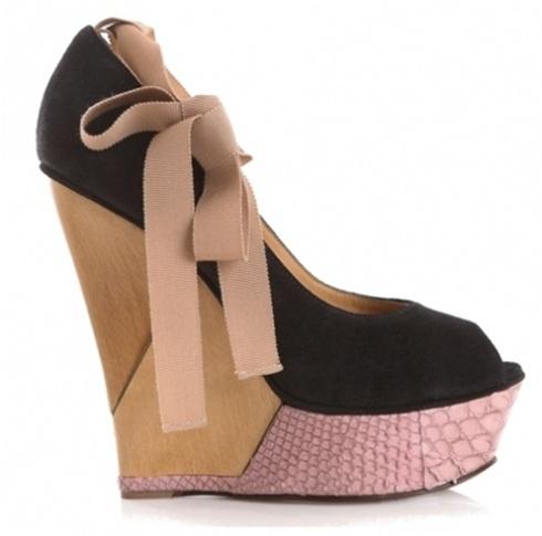 Lanvin Spring - Lanvin Spring 2011 Shoes 2011