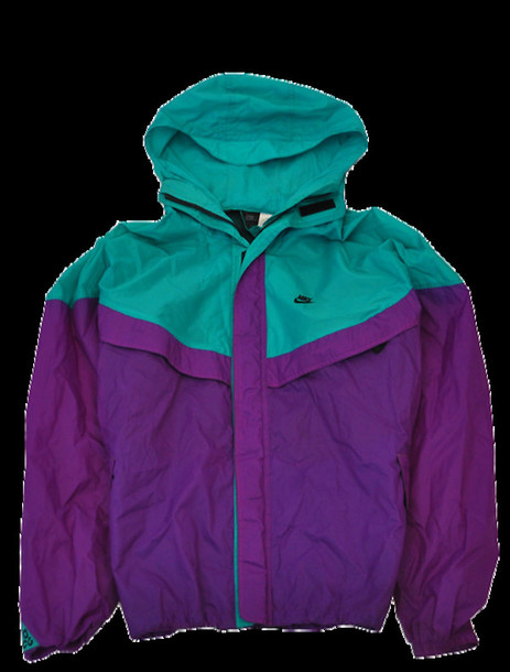 Jacket: dope, cool, nike, windbreaker, purple - Wheretoget