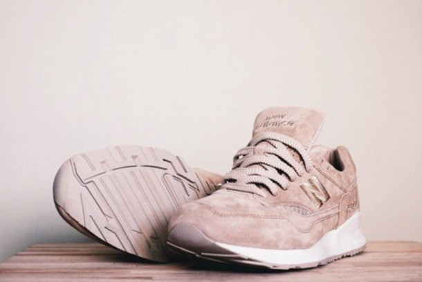 new balance rose pale
