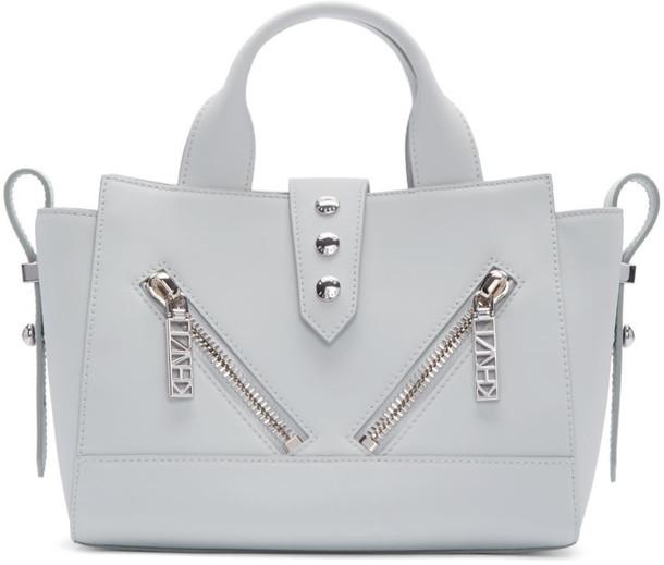 Kenzo mini grey bag