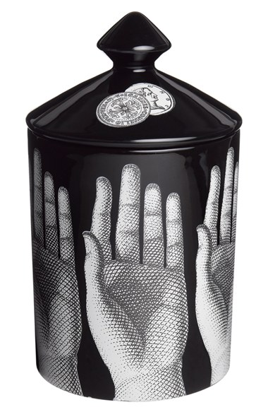 Fornasetti 'Mani - Otto' Lidded Candle | Nordstrom