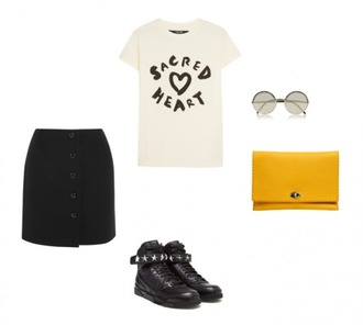 helena bordon blogger shoes shirt shorts skirt top bag sunglasses