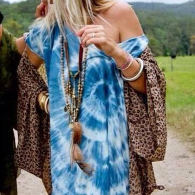 Boho Tunics uk Dress Tunic Dress Top Boho
