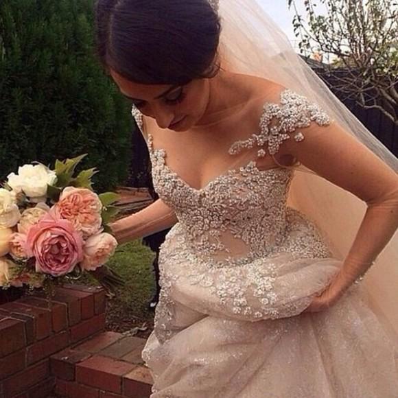 wedding clothes glow beutifull
