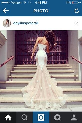 dress prom wedding elegant formal homecoming long dress prom mermaid dress