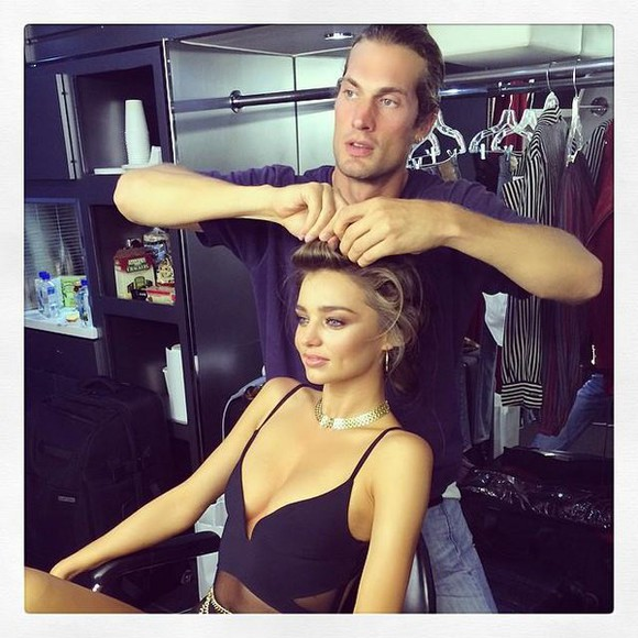 miranda kerr top black celebrity style leotard mesh bodysuit mesh