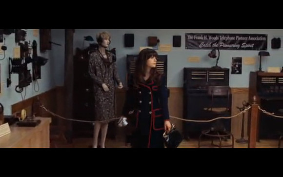 zooey deschanel coat