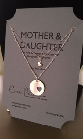jewels,accessories,mother and child,present,presents ideas,necklace,mothers day gift idea
