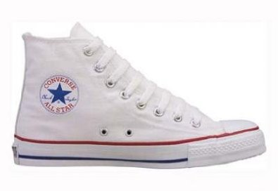 Amazon.com: converse chuck taylor all star hi top optical white canvas w7650 womens 13: shoes