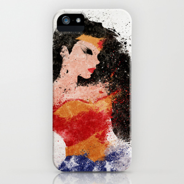 jewels super woman cute phone cover