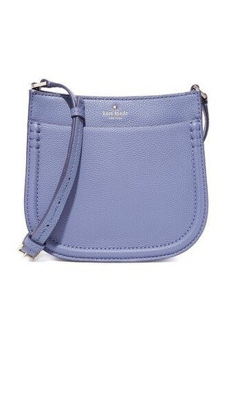 cross bag blue