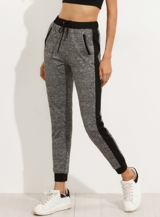 pants joggers joggers pants grey black