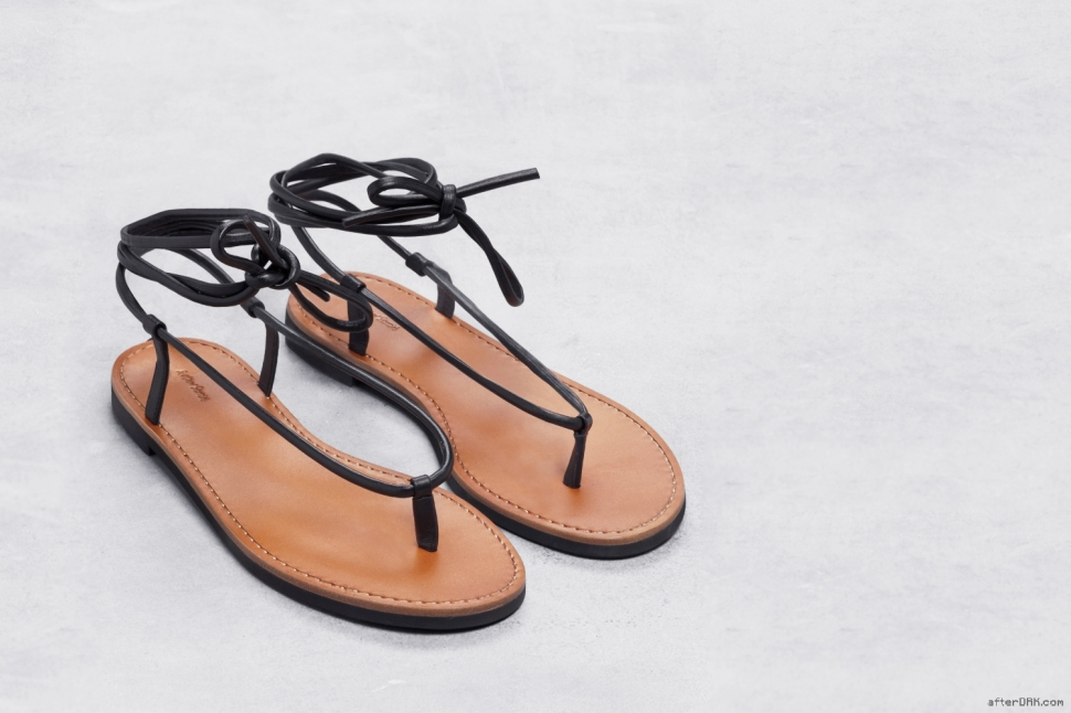 UNDER €45, STRAPPY SANDAL (& Other Stories) - afterDRK