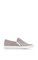 On quilted sneaker in grey by tabitha simmons