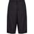 X Brioni wide-leg wool shorts