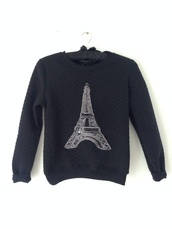 sweater,paris,pray,paris most wanted,top,fashion,jumper,swag,celebrity style,celebrity style steal,l.a. style,casual,soft grunge,streetwear,urban,streetstyle,model off-duty,pray for paris