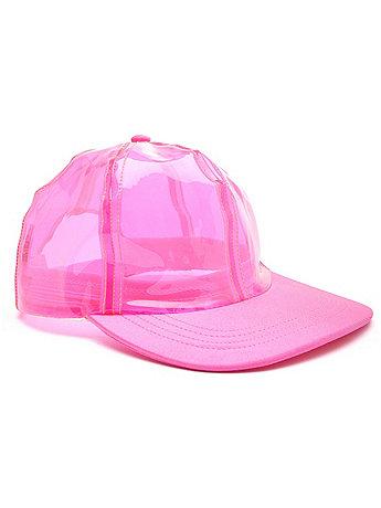 Clear Hat   American Apparel