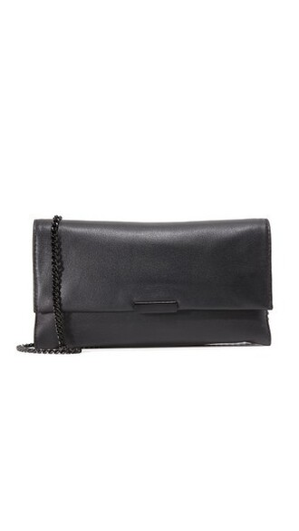 cross clutch black bag