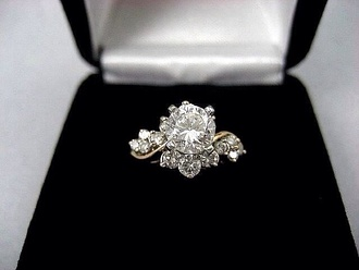 jewels ring rings and tings diamonds diamond ring engagement ring beautiful