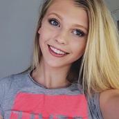 shirt,pink,loren beech,grey t-shirt