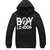 Boy London Eagle Signature Hoodie Black [Boy London Hoodie] - $42.00 : Affliction clothing sale online,wholesale Affliction clothing online, Affliction clothing