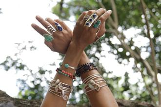 jewels beauty bracelets ring neckalce necklace dope grunge bohogrunge boho boho jewelry indie instagram