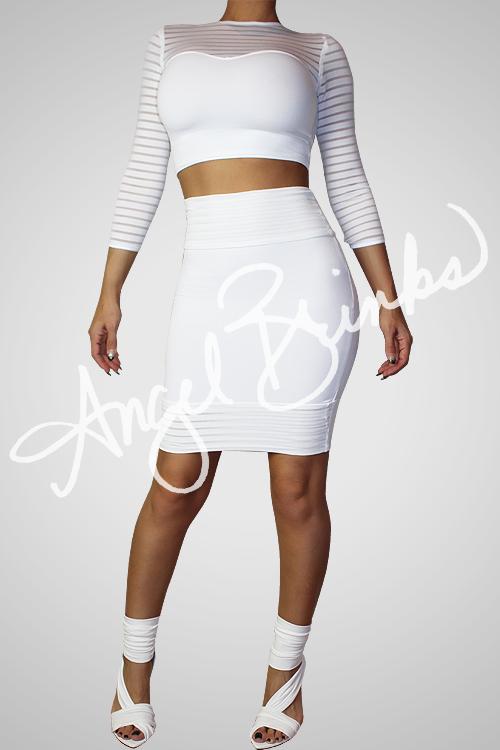 Perfection (new) (white)