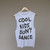 Cool Kids Don't Dance | Wild Daisy