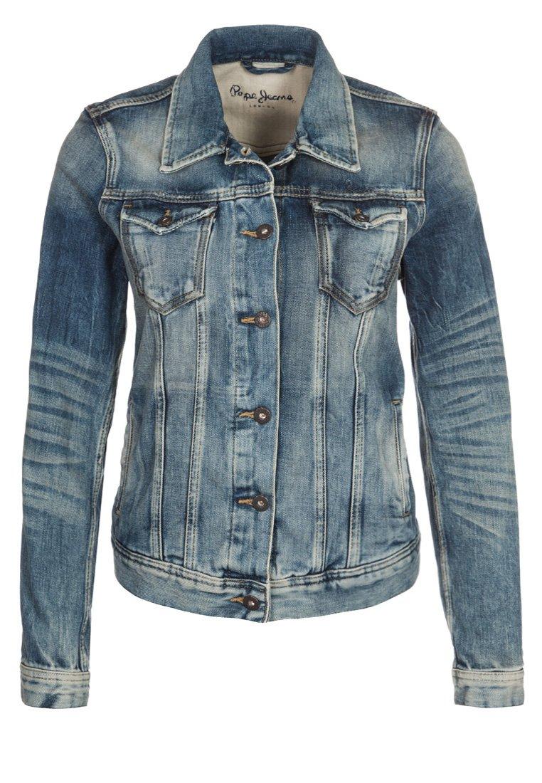 Pepe Jeans THRIFT - Spijkerjas - Blauw - Zalando.nl
