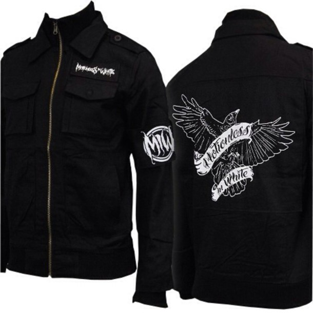 jacket motionless in white infamous