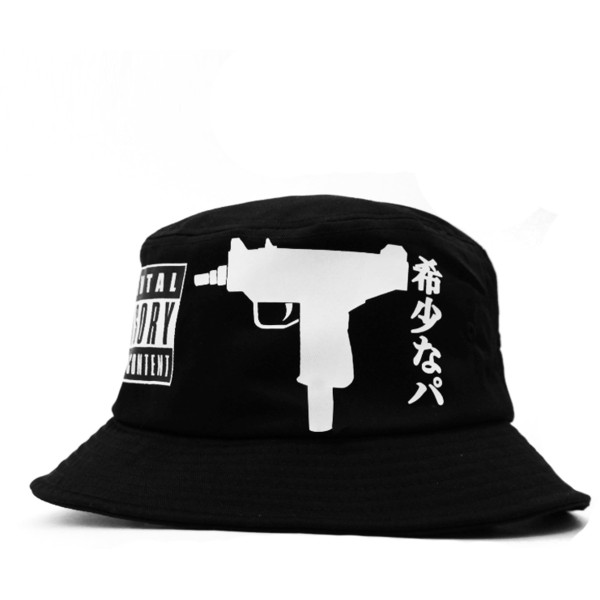 UZI Parental Adivosry Cobra Bucket Hat
