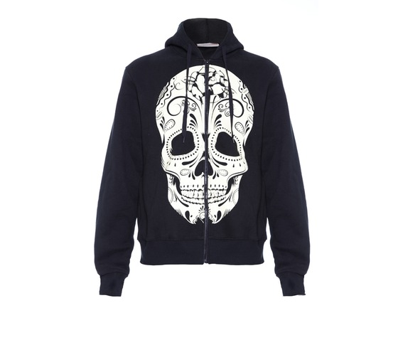 Jawbreaker Day Of The Dead Sugar Skull Hoodie - Hoodies & Sweatshirts | RebelsMarket