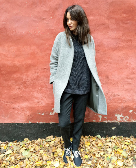 knitwear blogger by funda fall outfits