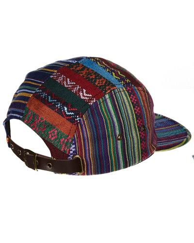 OBEY GAUCHO 5 PANEL CAP - GAUCHO