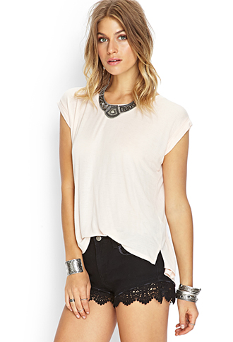 Relaxed Knit Top | FOREVER21 - 2000121181