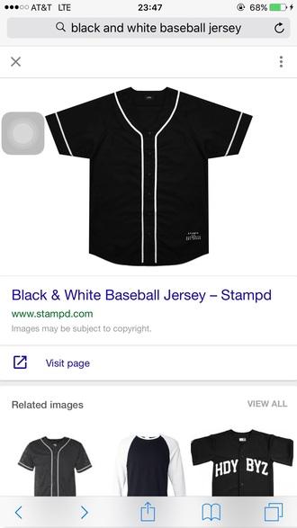 jacket black and white baseball jacket