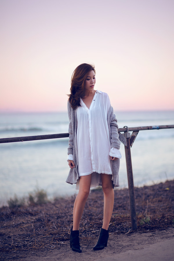 tsangtastic blogger cardigan blouse