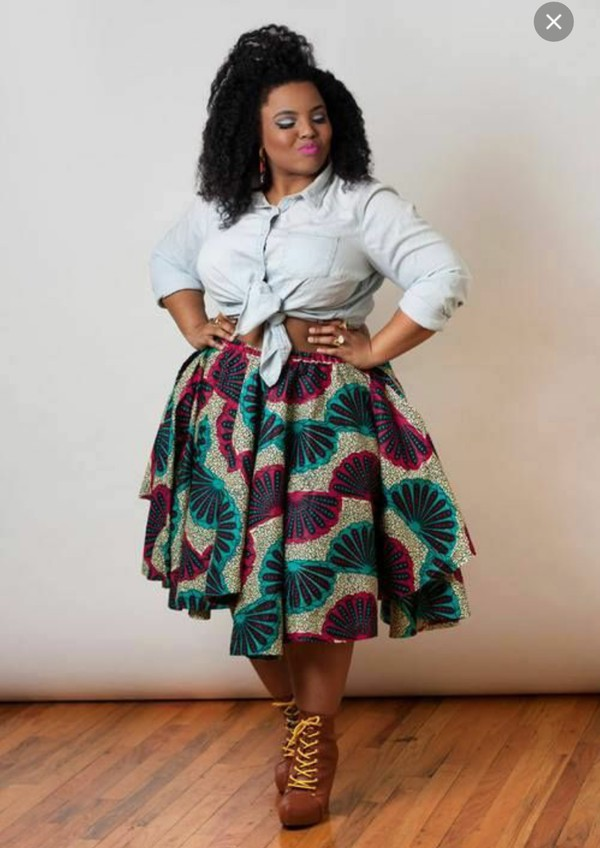 African Print Plus Size - Shop for African Print Plus Size on ...