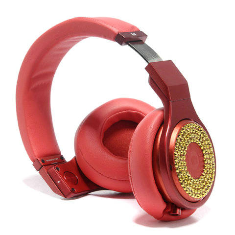 Beats By Dre Pas Cher- Dr Dre Beats PRO Limited Edition Diamond Casque Rouge : Beats By Dre,Beats By Dre Pas Cher