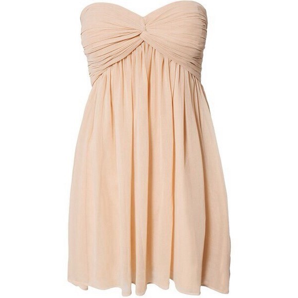 dress prom dress nude dress cute dress