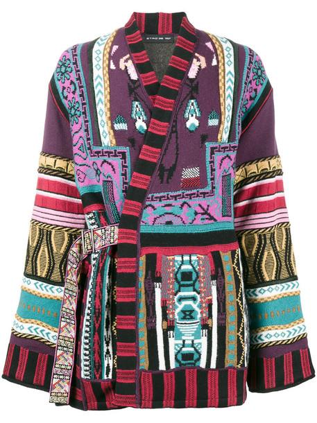 ETRO jacket metallic women jacquard silk