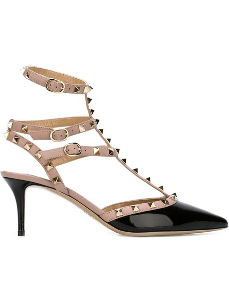 Valentino 'Rockstud' pumps in black
