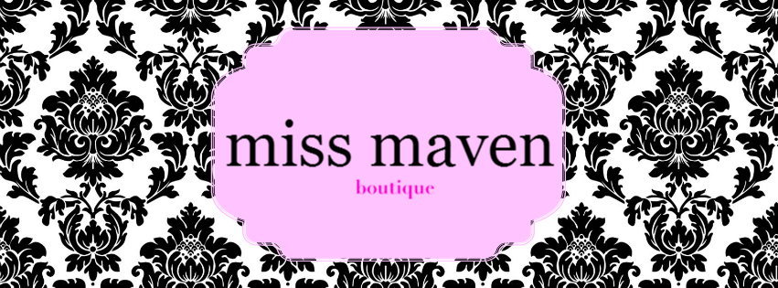 Home · miss maven boutique · online store powered by storenvy