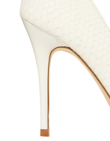 River Island | River Island New Dorsay Heeled Pumps | Keep.com