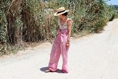 madame rosa,blogger,pants,top,shoes,jewels