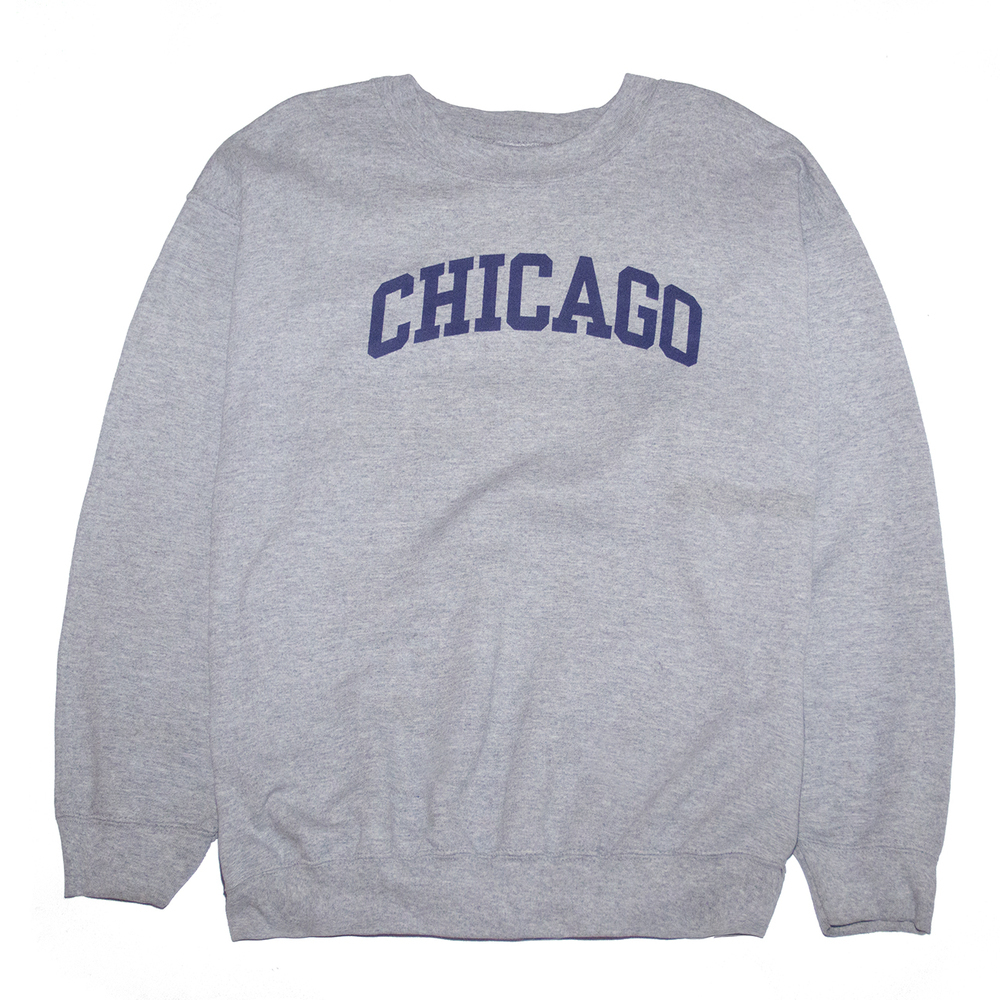Chicago hometown sweatshirt