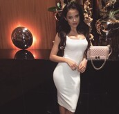 dress,mara teigen,white dress,white,bodycon,bodycon dress,midi,midi dress,party dress,sexy party dresses,sexy,sexy dress,party outfits,sexy outfit,summer dress,summer outfits,classy dress,elegant dress,cocktail dress,cute,cute dress,girly,girly dress,date outfit,birthday dress,summer holidays,romantic dress,romantic summer dress,pool party,clubwear,club dress,celebrity,celebrity style,celebstyle for less