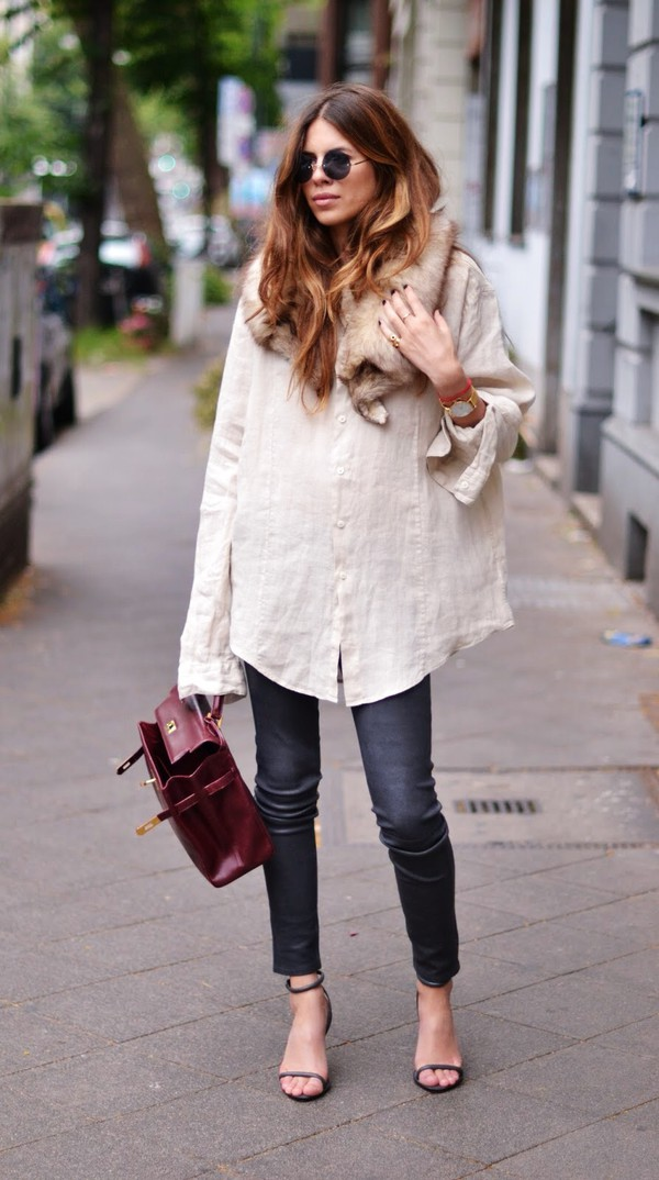 maja wyh leggings shirt shoes bag jewels